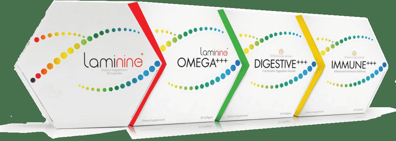 Laminine termékek